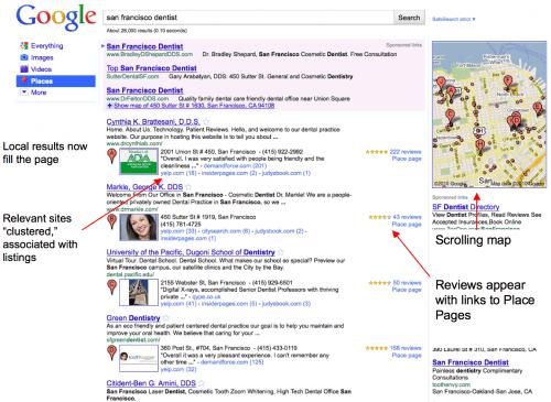 places google