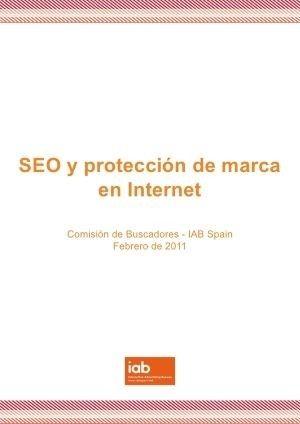 SEO y protección de marca en Internet de IAB Spain