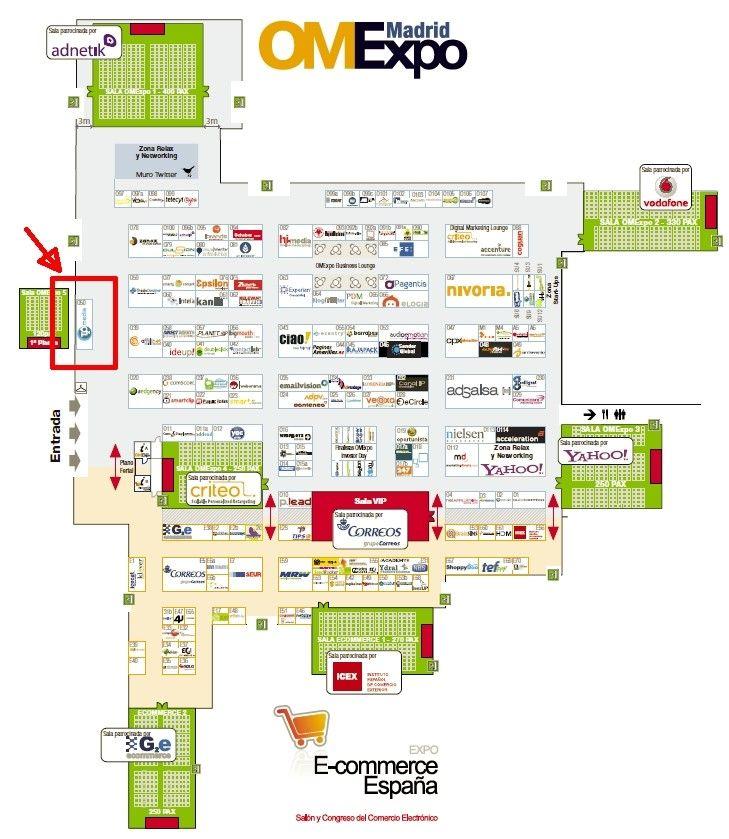 mapa omexpo t2o media