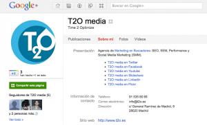 t2omedia googleplus