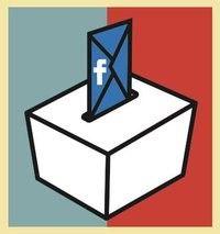 facebook politica