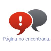 Error Página 404