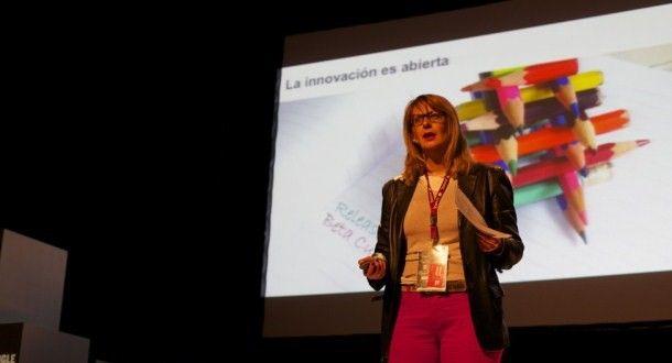 Marisa Toro en Inspirational'12