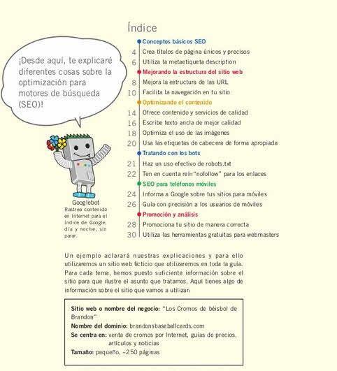 mejores guias seo google seo para principiantes optimizacion motores de busqueda