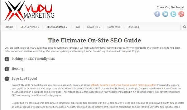 mejores guias seo online onsite vudu marketing