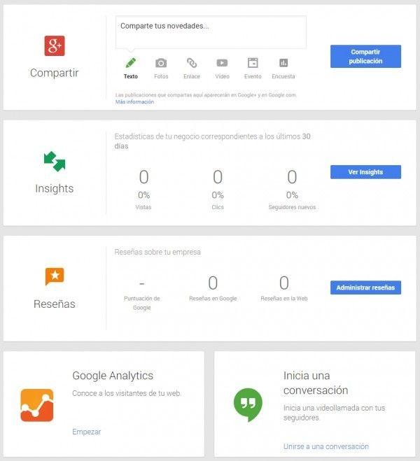google-my-business-panel-de-control