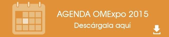 Descargar agenda OMExpo 2015
