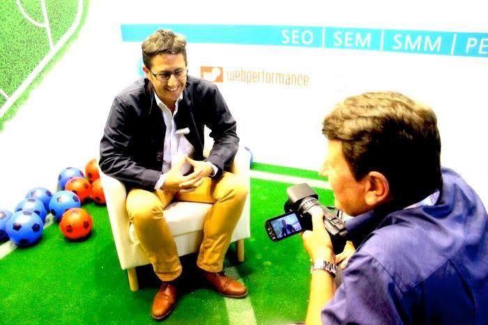 Marketing Directo entrevista a Óscar Alonso en dmexco 2015