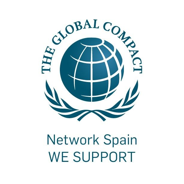 We Support The Global Compact Network UN