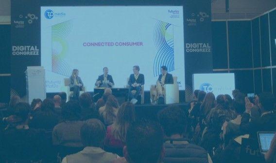 T2O media patrocina el Digital Congrezz de futurizz