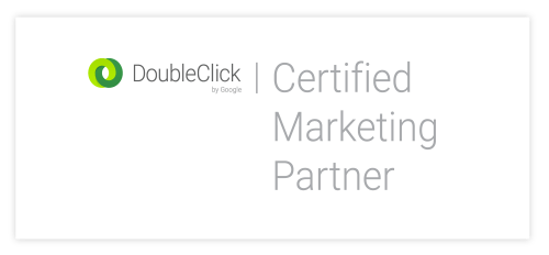 T2O media DoubleClick Certified Marketing Partner