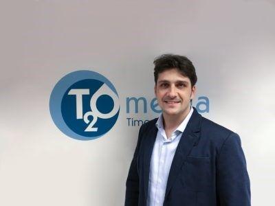 Jorge Caprile - Director T2O media Barcelona