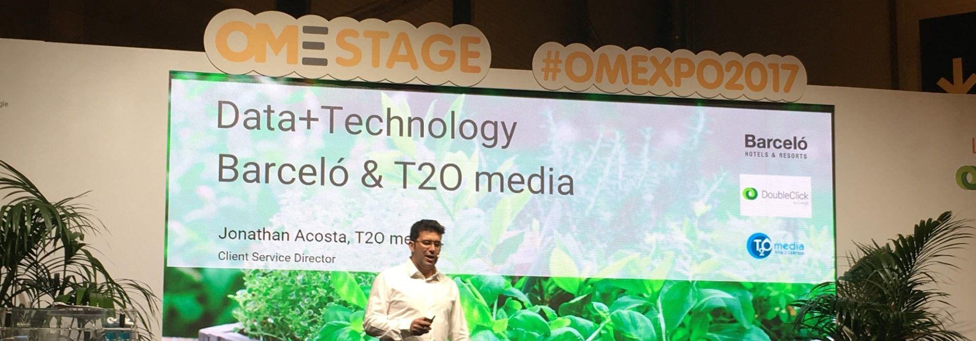 OMEstage, Caso de éxito en OMExpo 2017