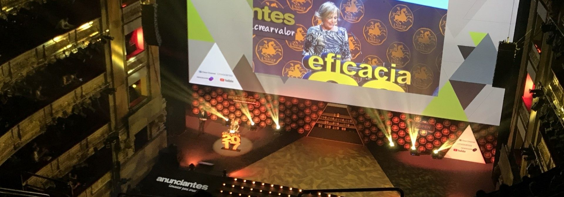 Gala de Premios Eficacia 2017