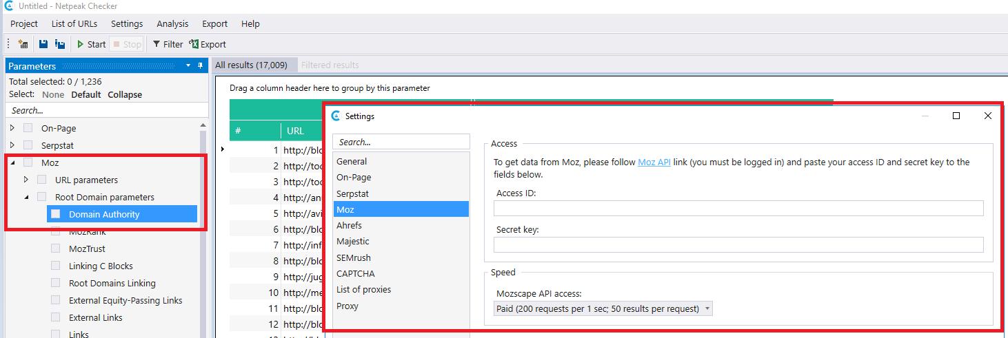 Ajustes - Introducir código