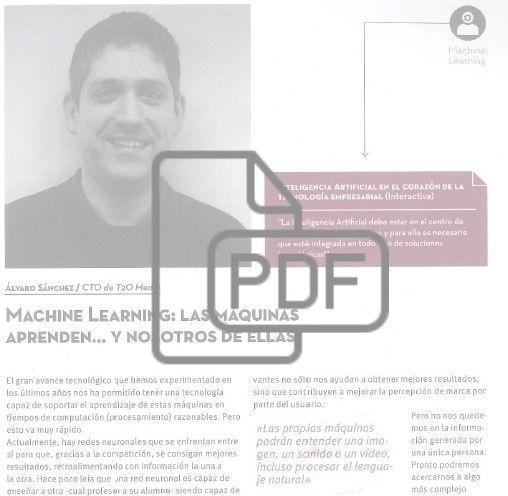 Artículo de la revista Interactiva - Álvaro Sánchez