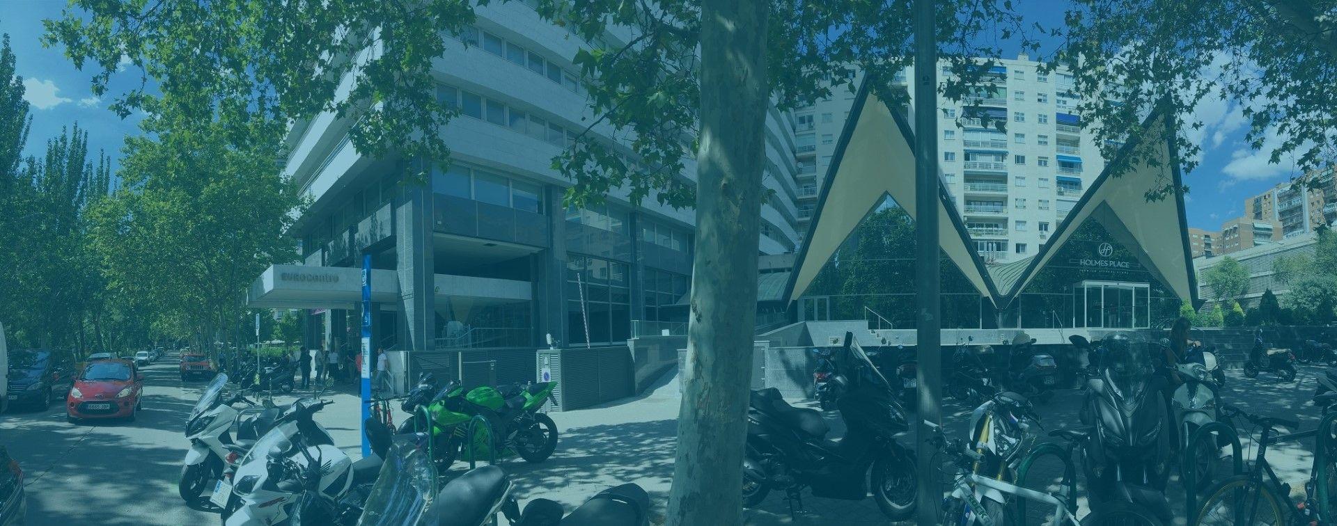 Las nuevas oficinas de T2O media en el Edificio Eurocentro