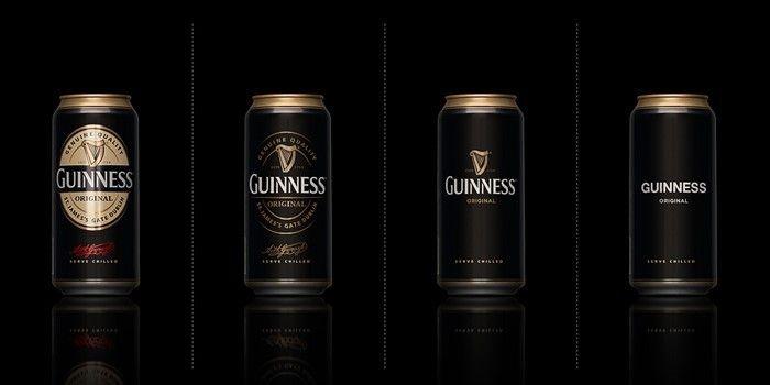 """""""Menos en más"""" - Publicidad Guinness"""