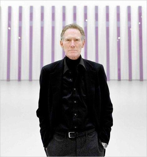 John McCracken, uno de los padres del minimalismo