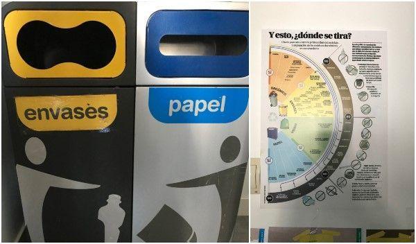Reciclaje office T2O - ODS