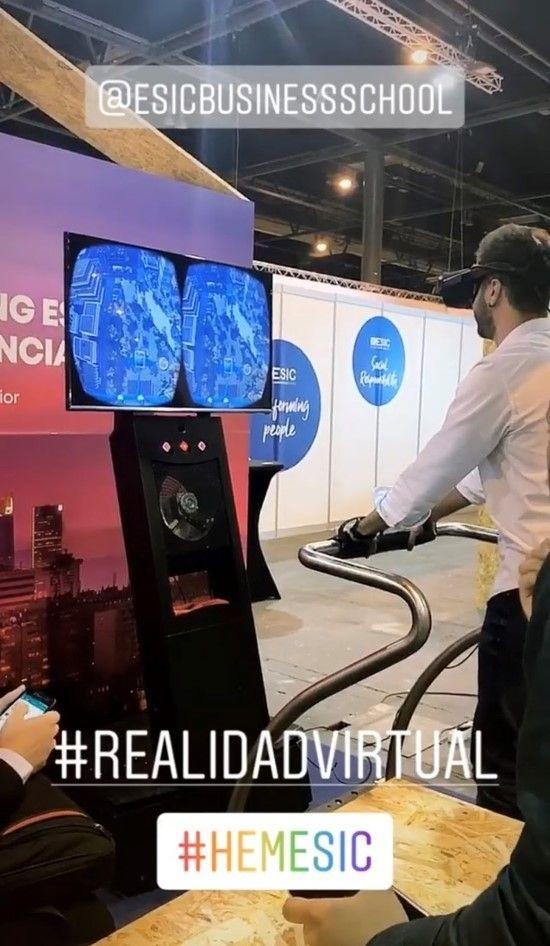 realidad virtual, HEMESIC