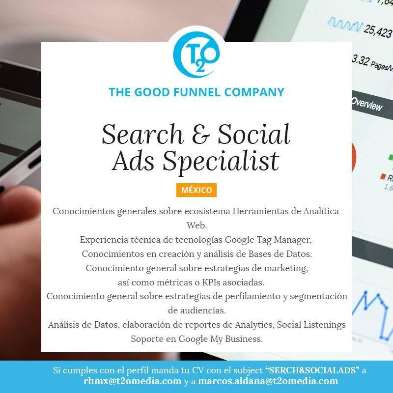 Trabajo Social Ads