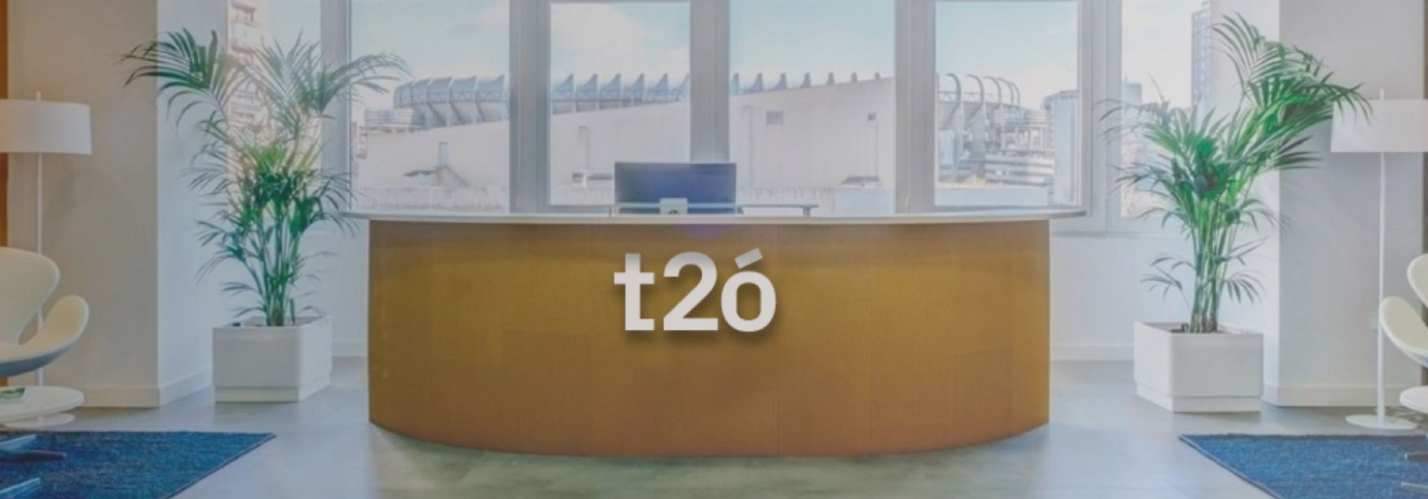 Recepción oficinas t2ó