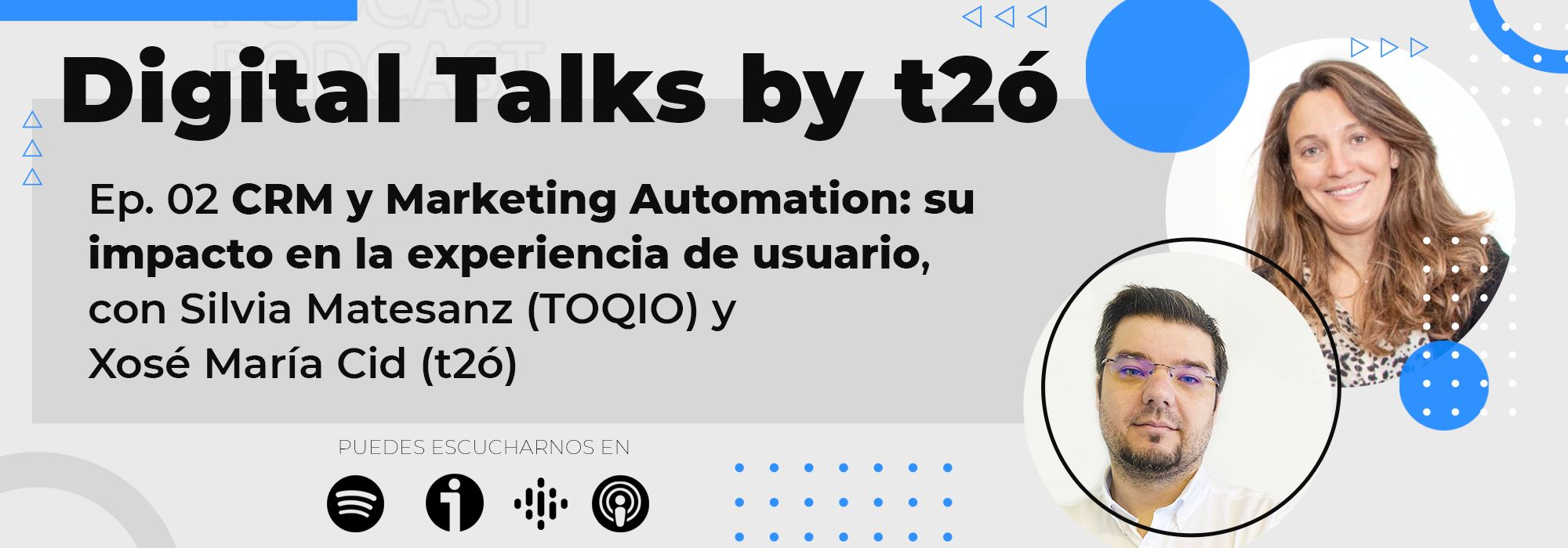 Podcast Marketing Automation y CRM
