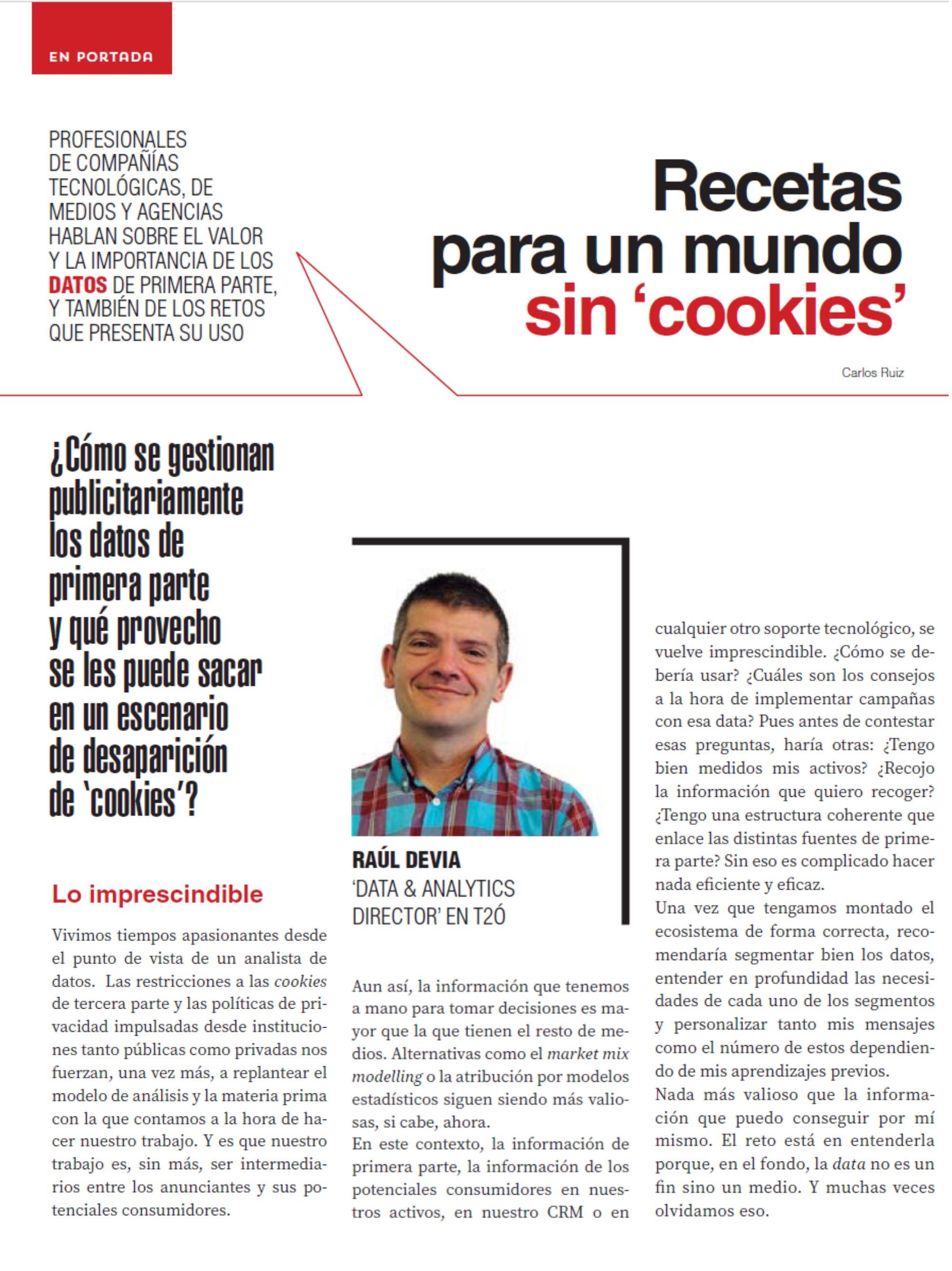 Reportaje Revista Anuncios