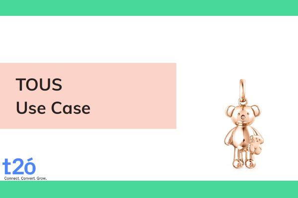 Portada Case Study TOUS