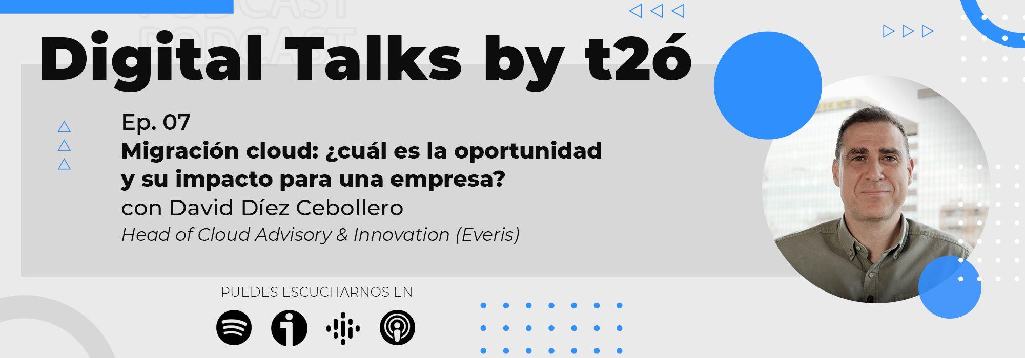 Cloud Podcast Digital Talks by t2ó